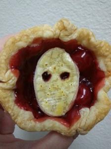 Jason Voorhees pie